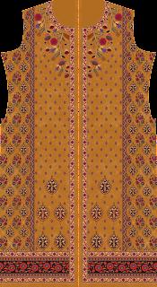 Ladies Jacket Design Front 2466