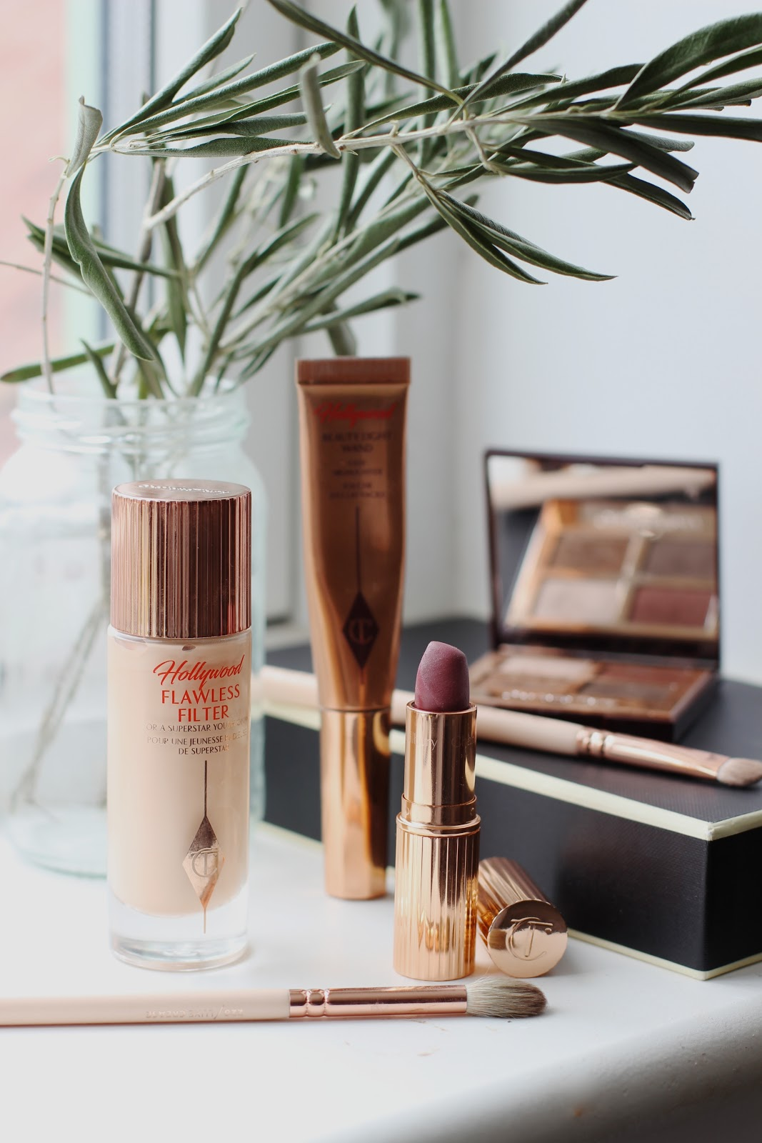 Evening Additions with Charlotte Tilbury.