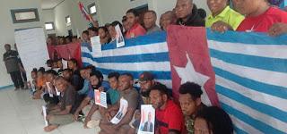 Suku Kimyal (Yali) – Yahukimo menyatakan mendukung Pemerintah Sementara West Papua.