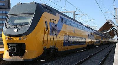 Transportasi Umum di Belanda