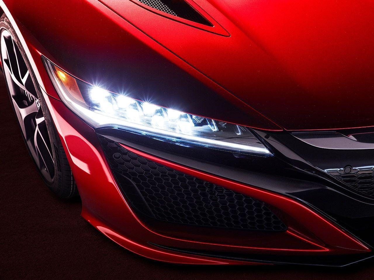 Acura NSX 2017 Wallpapers car wallpapers hd