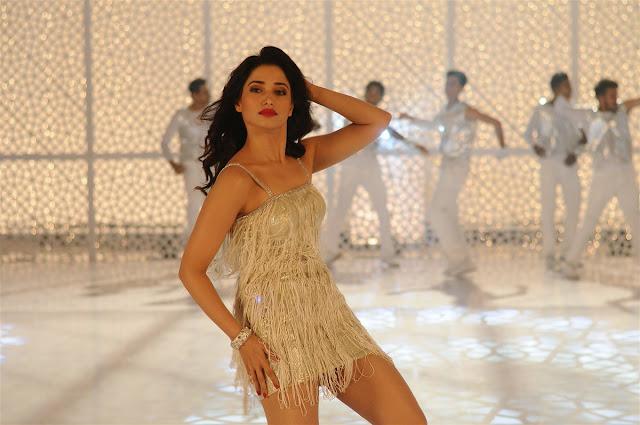 Tamanna hot stills from Kaththi Sandai Tamil Movie