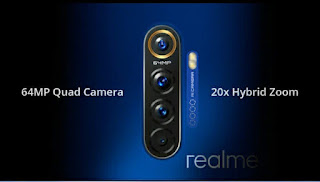 Realme X2 Pro Camera, Realme X2 Pro Camera rear, Realme X2 Pro Camera back and frant