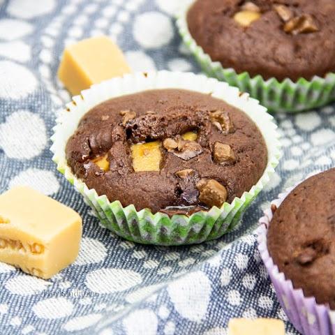 Chocolate Fudge Muffins