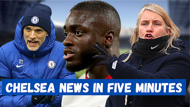 CHELSEA NEWS IN FIVE MINUTES | TUCHEL EXPECTATION | UPAMECANO CONFIRMED | HAYES TO CREATE HISTORY?