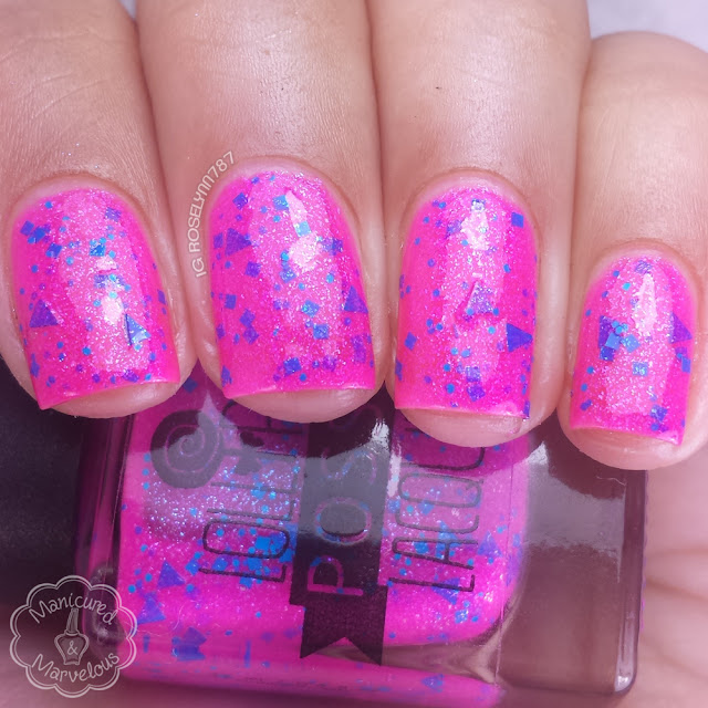 Lollipop Posse Lacquer - Boys Can't Be Men
