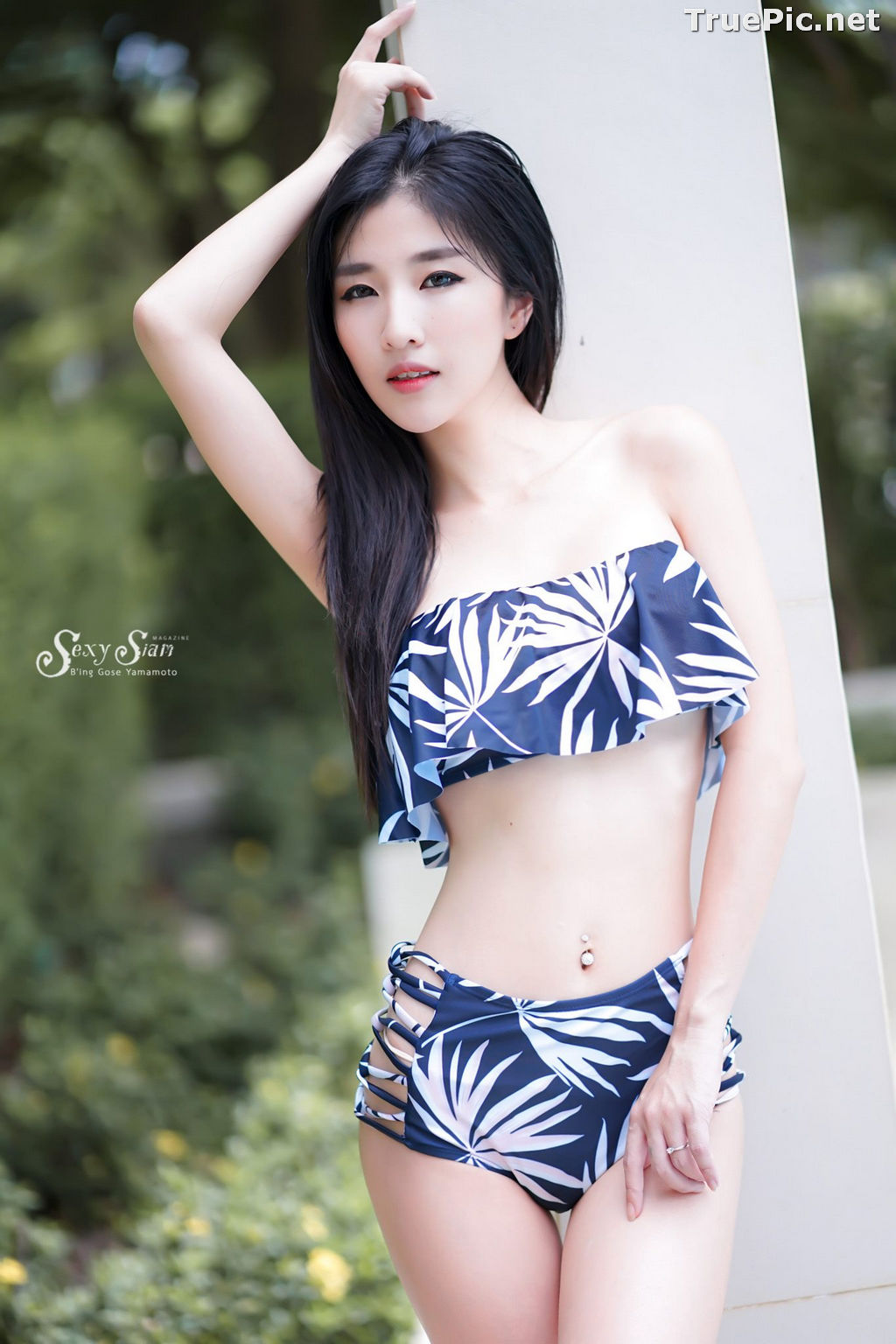Image Thailand Model - Ohly Atita - Summer Bikini Collection - TruePic.net - Picture-1