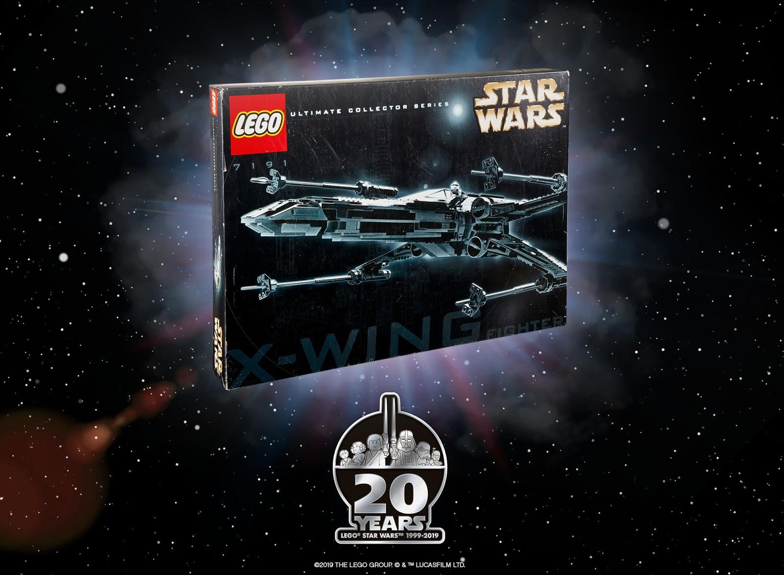 A Long Time Ago Lego Star Wars Began New Elementary A Lego
