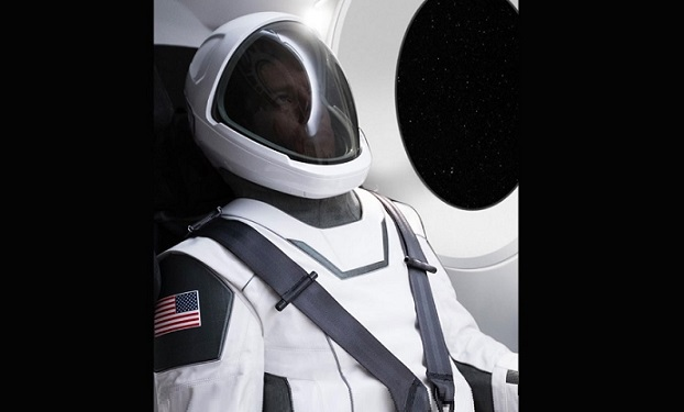 SpaceX Suit