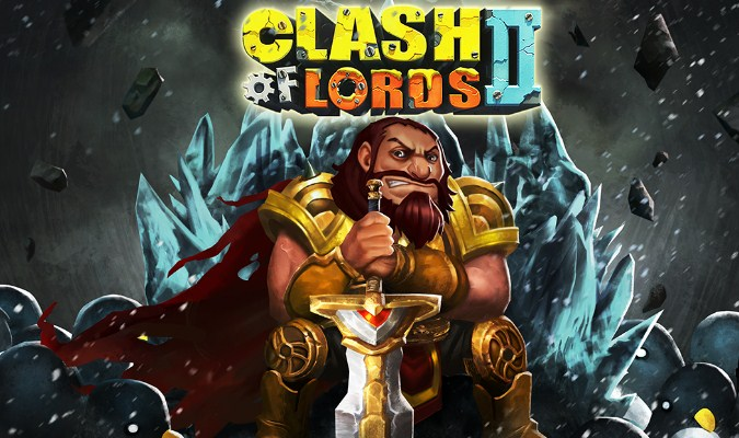 Game RTS Android - Clash of Lords 2