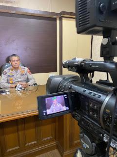 Klarifikasi, Kabid  Humas Polda Sulsel Pastikan Tidak Ada Pelarangan Wartawan Saat Peliputan Baksos Kapolda Di Sengkang