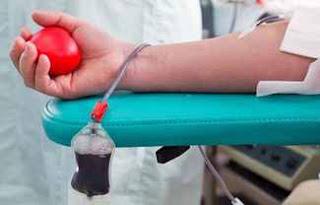 Kan bağışı kan verme