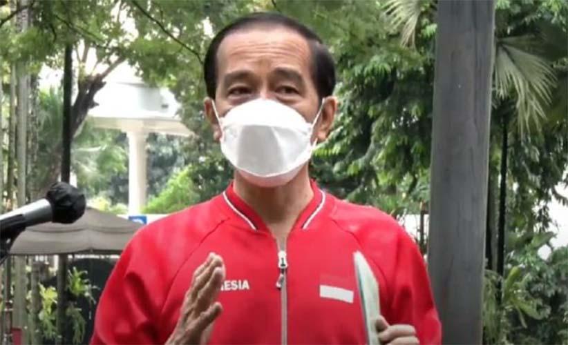 Jokowi PPKM