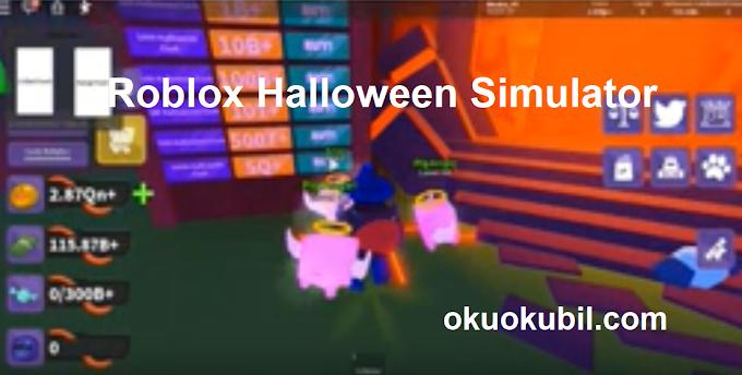 Roblox Halloween Simulator Para ve Farm Hilesi Kasım