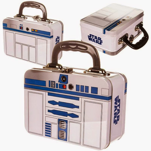Awesome R2-D2 Gadgets and Gifts - R2-D2 Tin Tote Lunch Box (15) 3