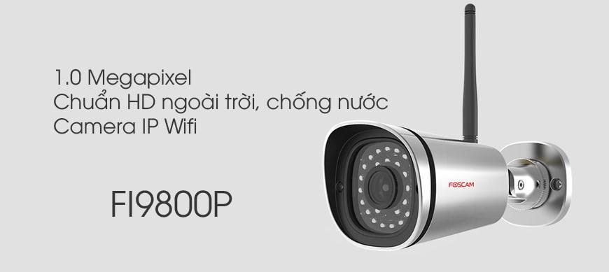 Camera Foscam- hiệu quả lâu bền- yên tâm về chất lượng - 174722