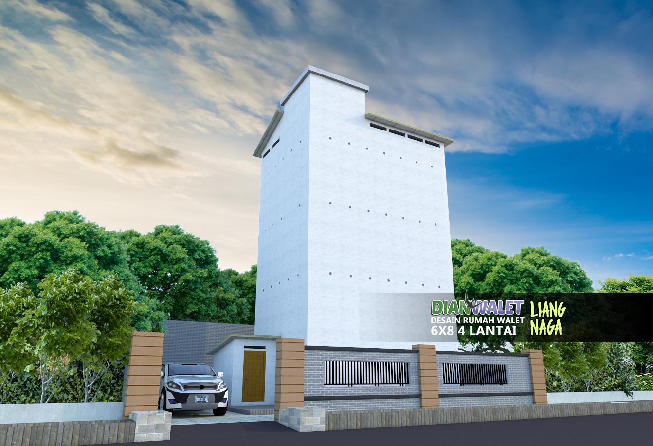 Koleksi 90 Desain Rumah Walet 6x10 Terbaru Gudang Interior
