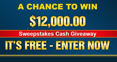 Get A Chance To Win Cash Sweepstakes 2020