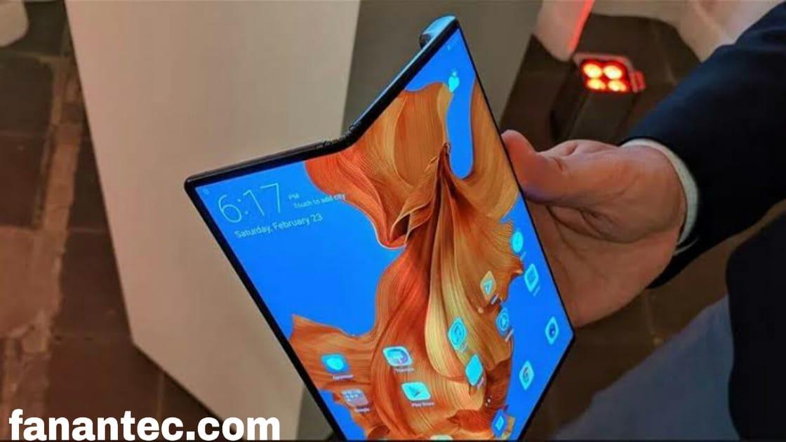 هواوي تسجل براءة اختراع الجيل الثاني في تصميم هاتفها الذكي القابل للطي Mate X