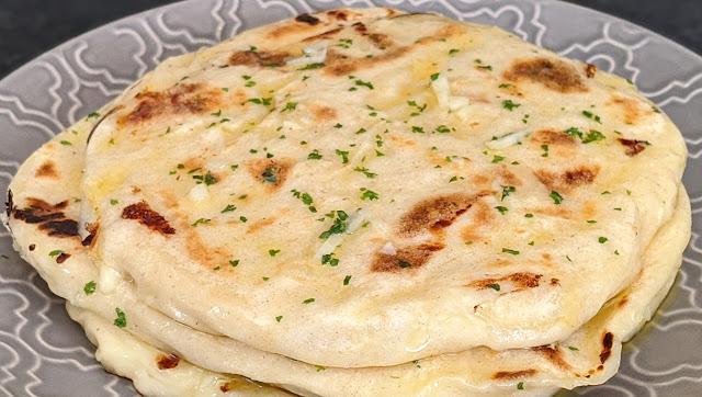 recette, pain, sans four, sans machine, cuisine rapide, cuisine facile, ramadan