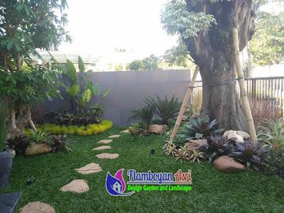 Tukang Taman Surabaya tips membuat taman