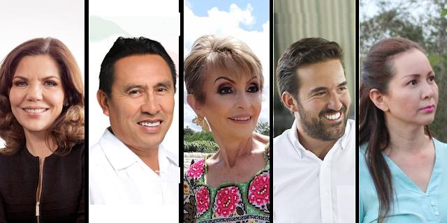 El PRI está de pie y listo para la batalla: Torres Rivas en la inscripción de aspirantes a diputados federales