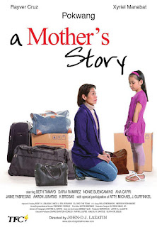 Medy returns to Manila after living in America and has to work hard to earn back her childrens love.