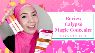 Review Calypso Magic Concealer