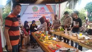 LSM KOMAD Sukses rayakan hari pangan sedunia dengan laksanakan lomba masak tradisional Non beras