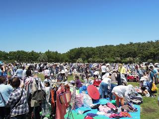 第12回辻堂海浜公園まつり フリーマーケット出店について