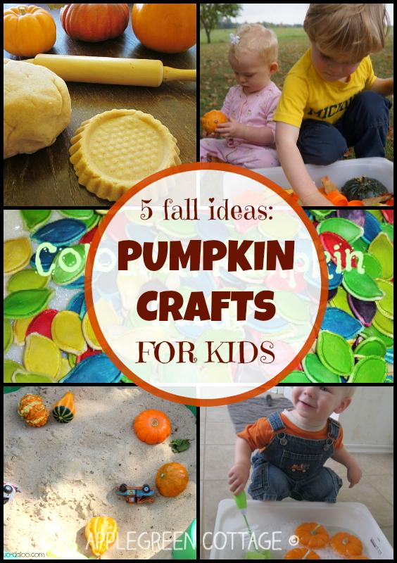 5 pumpkin activities for kids