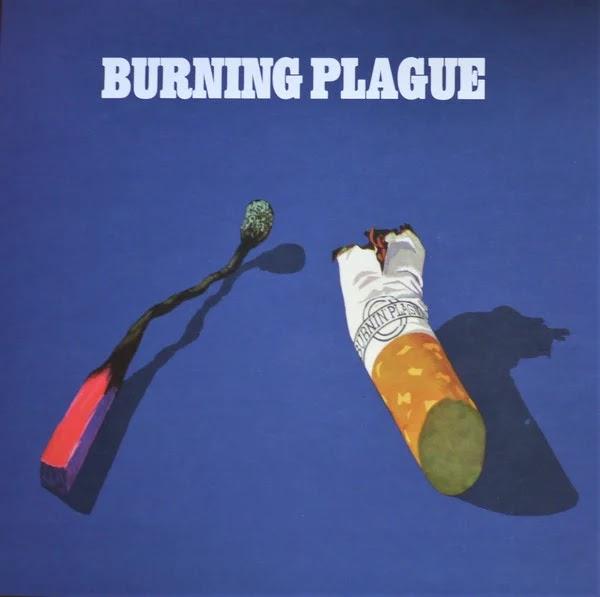 Burning Plague - Burning Plague (1970, Hard Blues Rock)