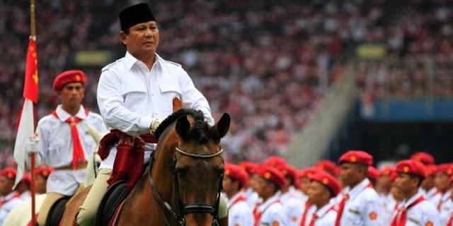 Totalitas Bantu Jokowi, Pengamat: Prabowo Capres Potensial Meski Tanpa Bermanuver