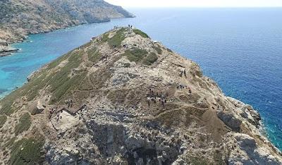 Κέρος: Το αρχαιότερο Ιερό σε θαλάσσιο χώρο στον κόσμο