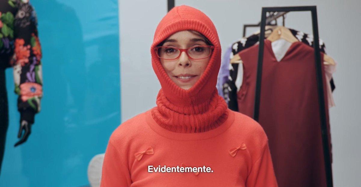 Magüi en la segunda temporada de Paquita Salas