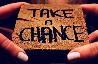 Mengambil Kesempatan Kunci Keberuntungan
