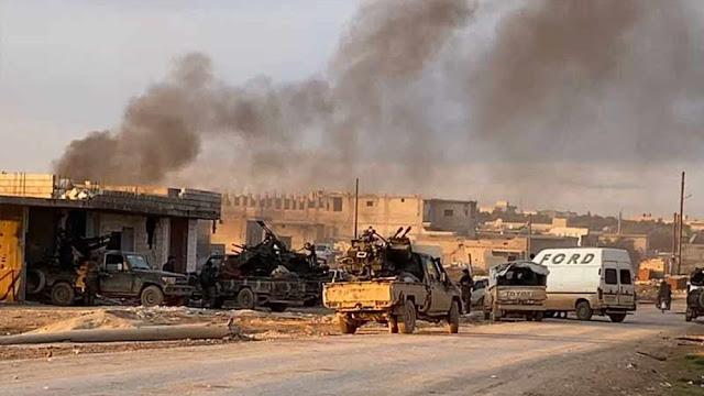 """""""Όχι"""" από τη Ρωσία σε κατάπαυση πυρός στη Συρία"""