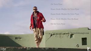 Phir Ek Tera Pyar lyrics english