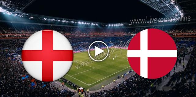 موعد مباراة إنجلترا والدنمارك بث مباشر بتاريخ 14-10-2020 دوري الأمم الأوروبية
