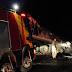 Colisão frontal mata caminhoneiro na PR-445