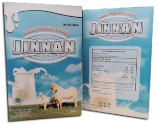 manfaat susu kambing herbal