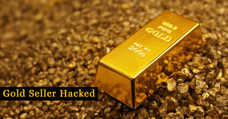 Gold Seller Hacked
