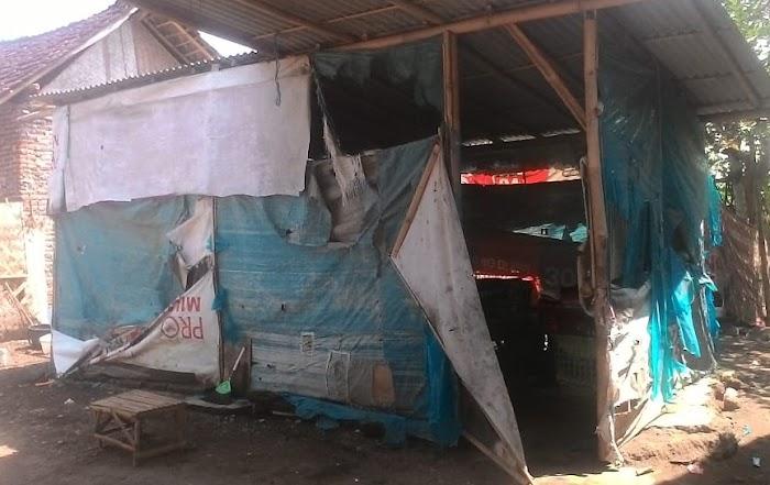 Kisah Pasutri di Desa Mrawan, Berharap Dapat Perhatian Pemerintah
