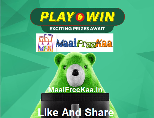 Play And Win Exciting Prizes Being Human E-Cycle - Freebie