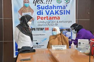 IDP Harap ASN Jadi Garda Terdepan Sukseskan Vaksinasi COVID-19