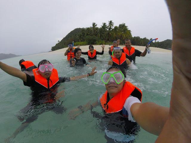 Pulau Durate Anambas