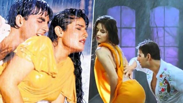 Bollywood : Tip Tip Barsa Paani Redux: Akshay Kumar May Recreate Song With Katrina Kaif In Sooryavanshi