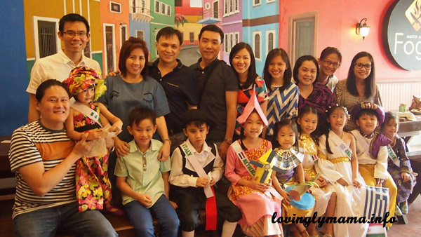 Bacolod Homeschoolers UN Day