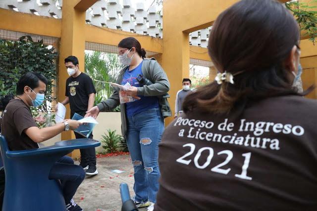 Más de 19 mil personas buscan ingresar a la UADY