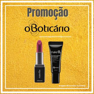 Promoção O Boticário Maquiagem Nesta Promoção um Item de Maquiagem Sai de Graça!